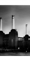 Battersea Power Station - 18 x 12 inch photographic print
